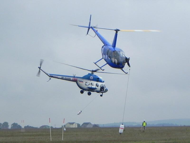 В Конаковском районе пройдет Чемпионат России по вертолетному спорту