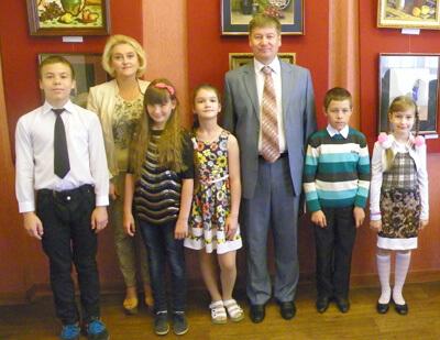 фото Самые читающие школьники Твери получили дипломы и призы
