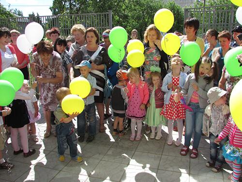 В Торжокском районе открыли новый детский сад