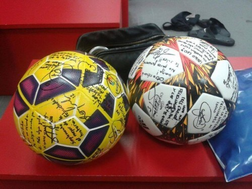"""фото В Твери пройдет уникальный турнир """"Footdoubleball"""" - игра в футбол двумя мячами"""