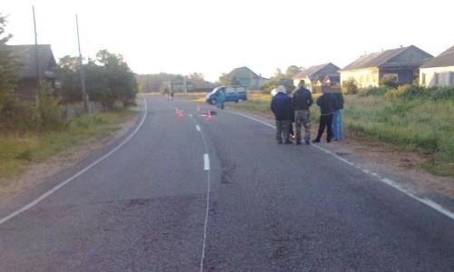 фото Полиция ищет свидетелей смертельного ДТП в Вышневолоцком районе