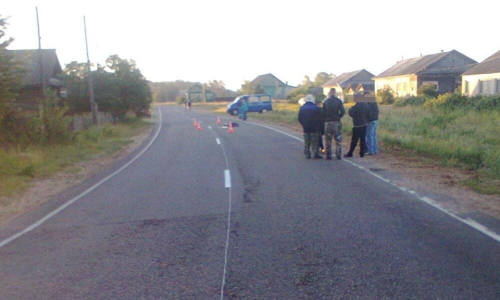 Полиция ищет свидетелей смертельного ДТП в Вышневолоцком районе