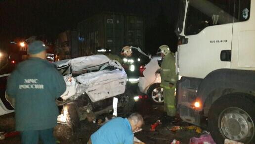 В ДТП в Торжокском районе пострадали несколько человек