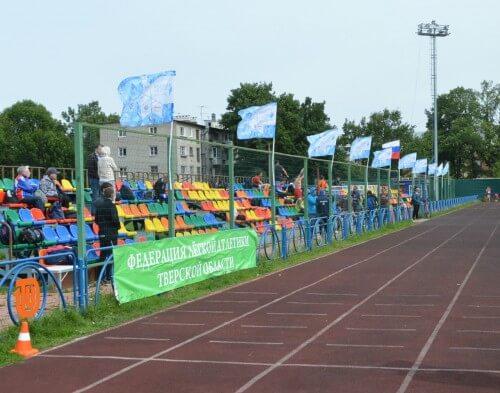 фото Состоялось Гран-При города Твери по легкой атлетике