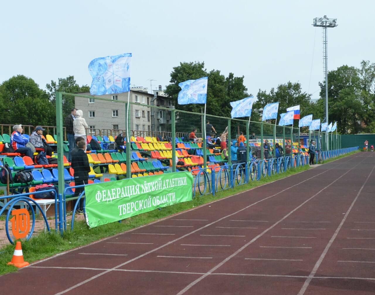 Состоялось Гран-При города Твери по легкой атлетике