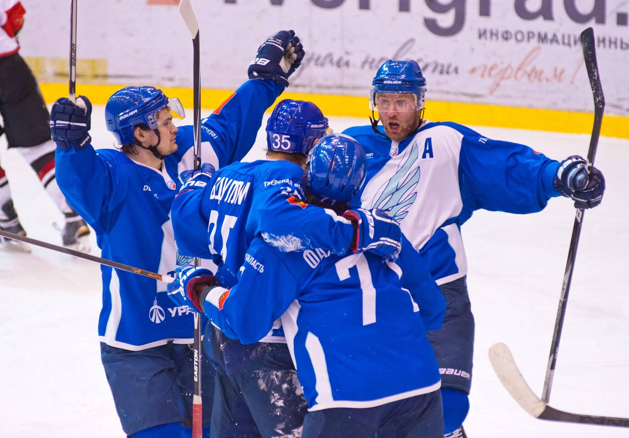В августе пройдет хоккейный турнир на Кубок Губернатора Тверской области