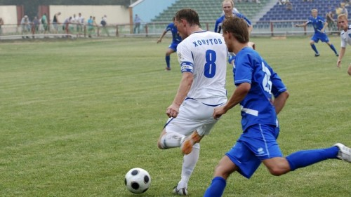 фото В Твери пройдет прощальный матч Сергея Хомутова