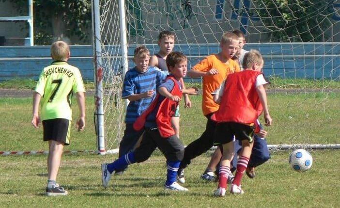 В Твери пройдут турниры по мини-футболу среди дворовых команд