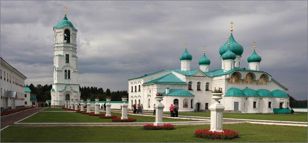 Паломническая поездка в Свято-Троицкий Александра Свирского мужской монастырь