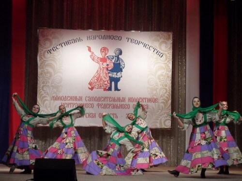 фото В Калязине пройдет фестиваль традиционного народного творчества молодежных самодеятельных коллективов ЦФО