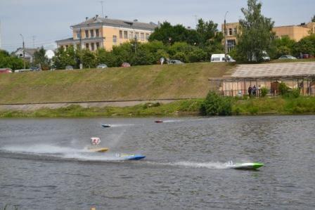 В Твери прошли соревнования по судомодельному спорту