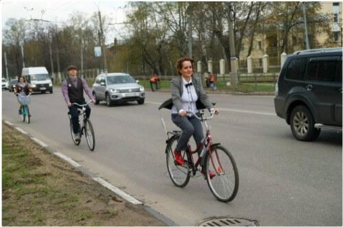 фото Стартует прием заявок на участие в твидовом заезде на велосипедах