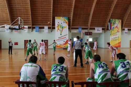фото В рейтинге самых спортивных атомных городов Удомля заняла первое место