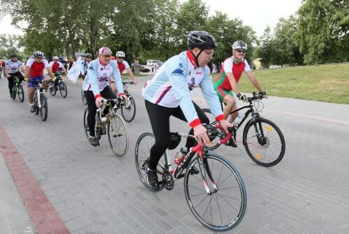 фото Через Тверь пройдет межгосударственный велопробег