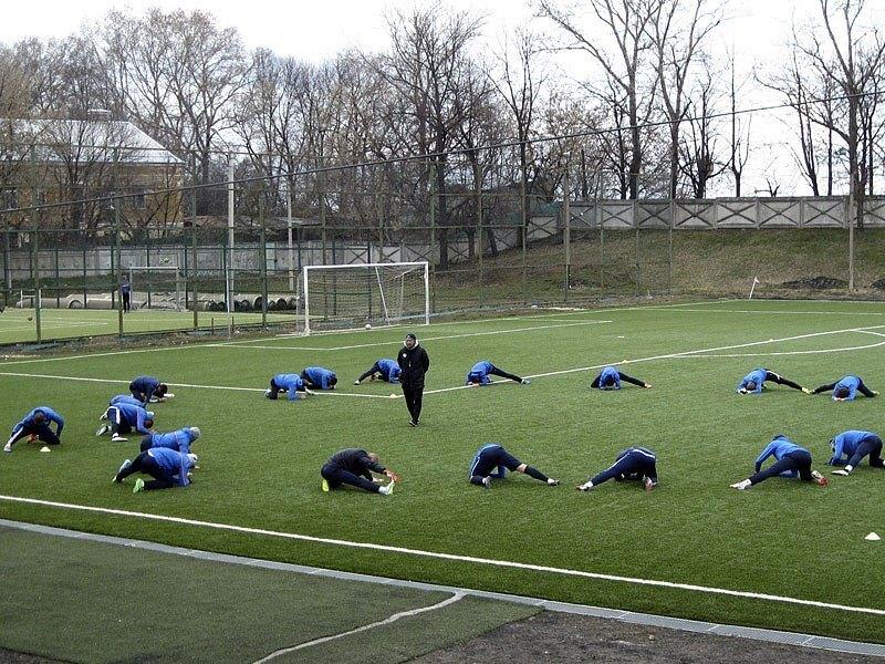 """""""Волга"""" начала подготовку к новому сезону в Твери"""