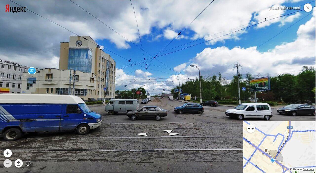 В Твери изменится схема движения транспорта в районе Восточного моста