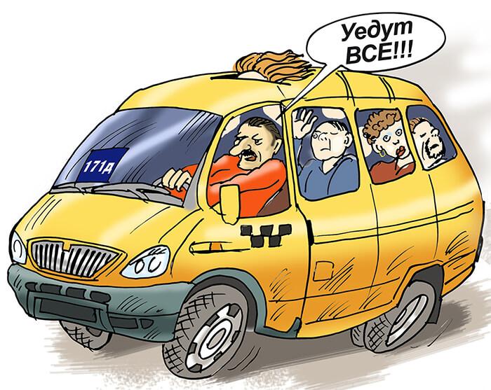 В Твери проведена очередная проверка маршрутных такси