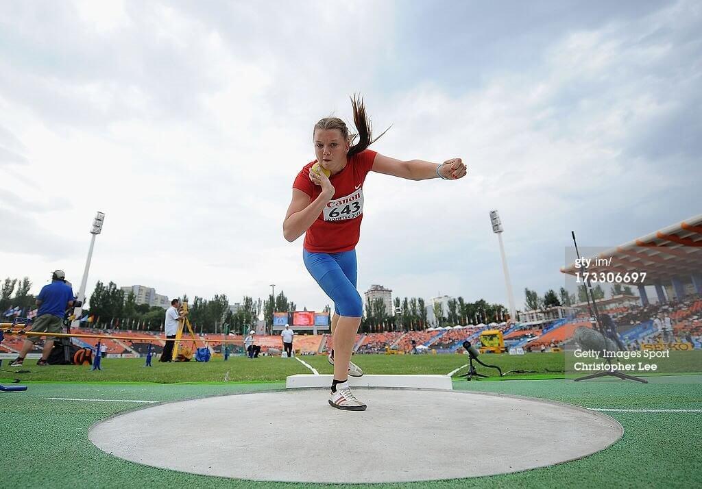Алена Бугакова вошла в состав сборной России на чемпионат Европы среди юниоров