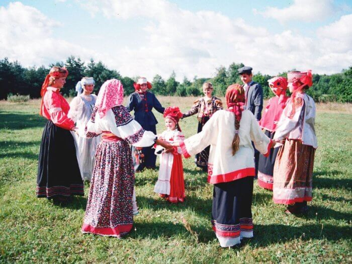 В Ржевском районе состоится День русской деревни