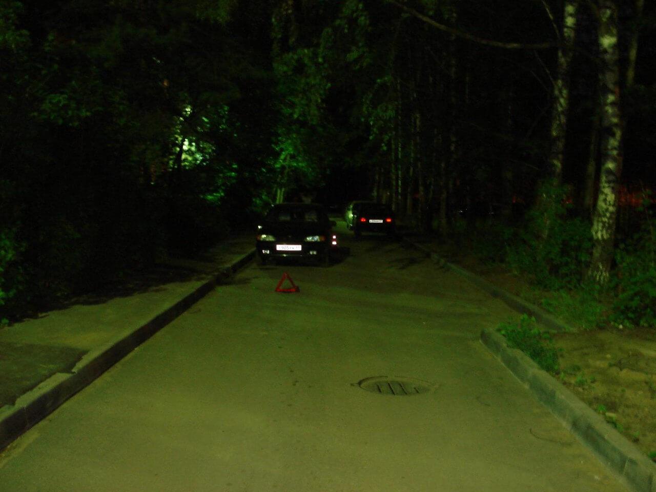 В Твери 3-летний ребенок попал под колеса автомобиля