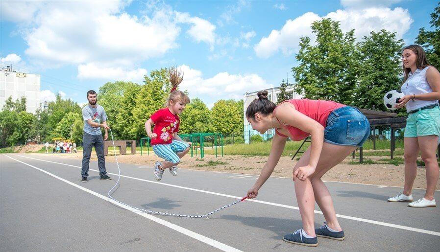 В Твери пройдет чемпионат по дворовым видам спорта