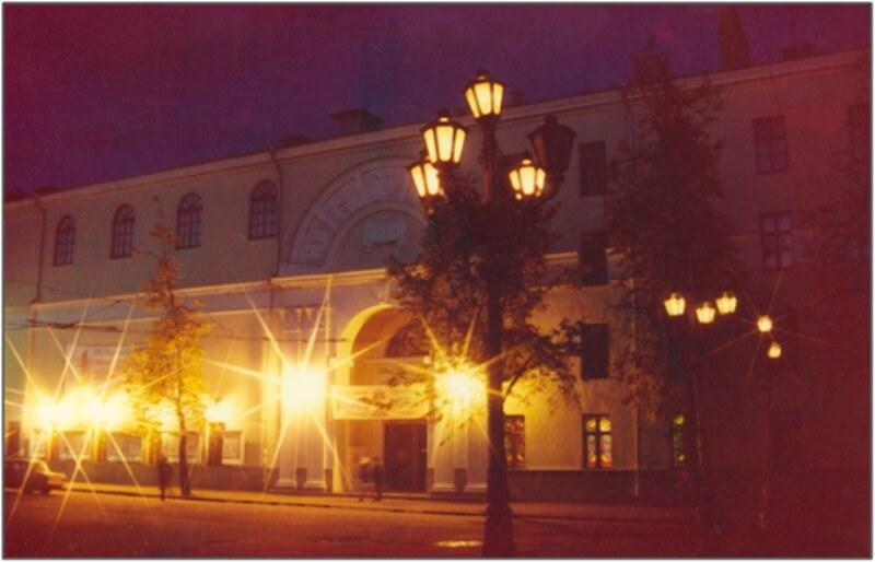 Тверская филармония приглашает на Торжественное закрытие 78-го концертного сезона