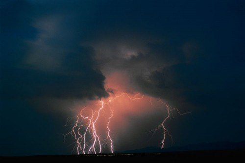фото В Тверской области ожидаются гроза и сильный ветер