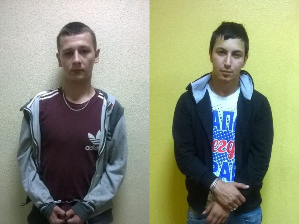 В Твери полиция арестовала двух мошенников
