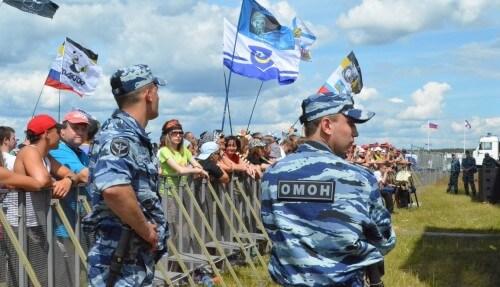 """фото Вопросы безопасности на фестивале """"Нашествие"""" обсудили в областном правительстве"""