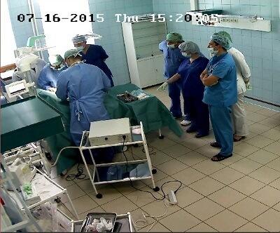 фото В Твери проведена уникальная операция недоношенному ребенку