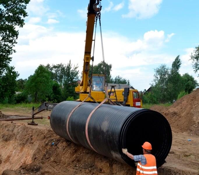 Ремонт трубопровода по цене серьезного кроссовера