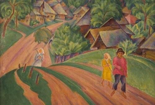 фото Под Тверью пройдет уникальная выставка произведений Савелия Шлейфера