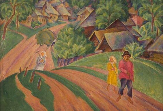 Под Тверью пройдет уникальная выставка произведений Савелия Шлейфера