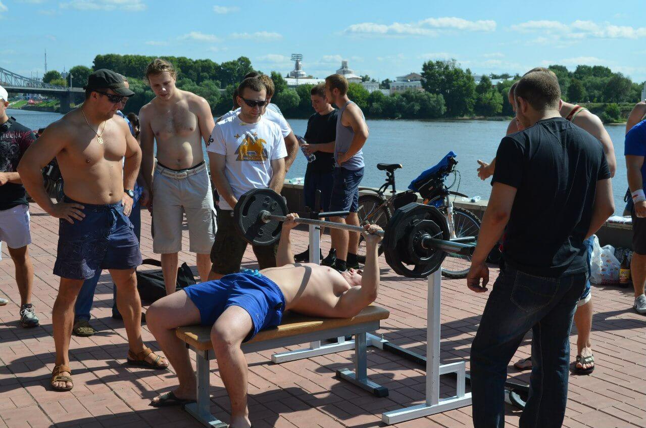 В Твери пройдет открытый турнир по русскому жиму и силовым видам спорта