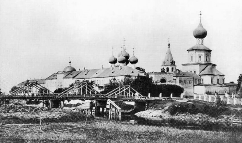 Тверичей приглашают в пешее паломничество в Успенский Жёлтиков мужской монастырь