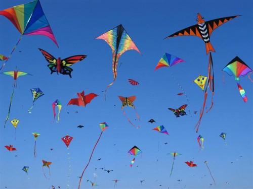 фото В Твери пройдет фестиваль воздушных змеев