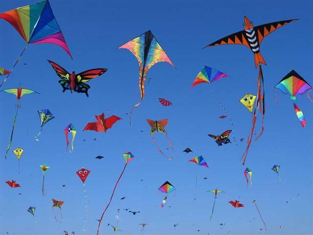 В Твери пройдет фестиваль воздушных змеев