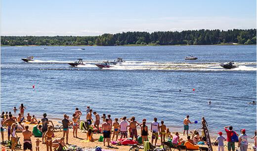 В Конаковском районе пройдет спортивно-музыкальный фестиваль Wave2Wave
