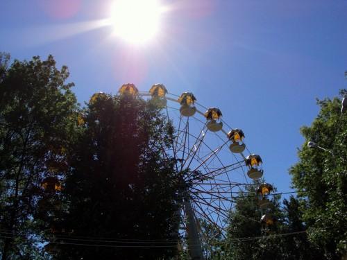 фото В Твери в Городском саду карусели будут работать в ночное время