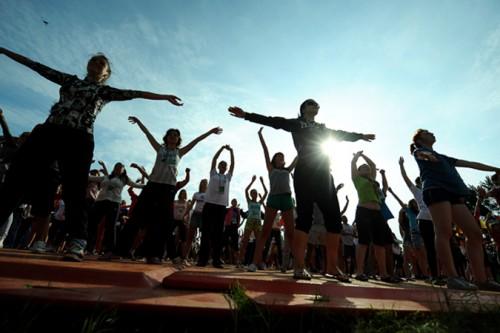"""фото В Твери пройдет массовая зарядка """"Здоровые дети"""" в поддержку детей с ДЦП"""