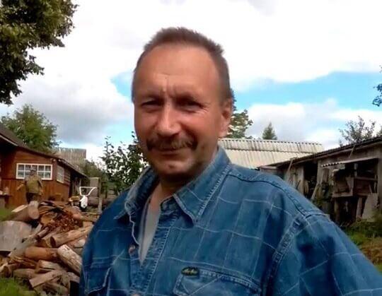 В Бологовском районе пропал Валерий Григорьев