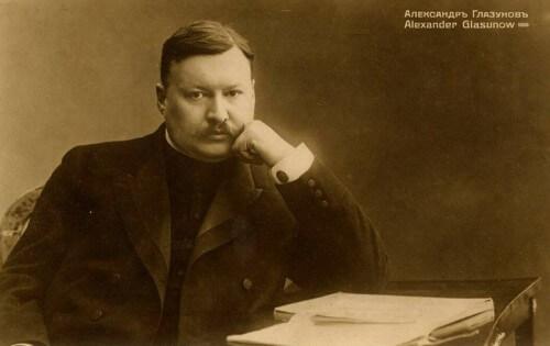 фото В Твери работает выставка к 150-летию со дня рождения великого симфониста А. К. Глазунова