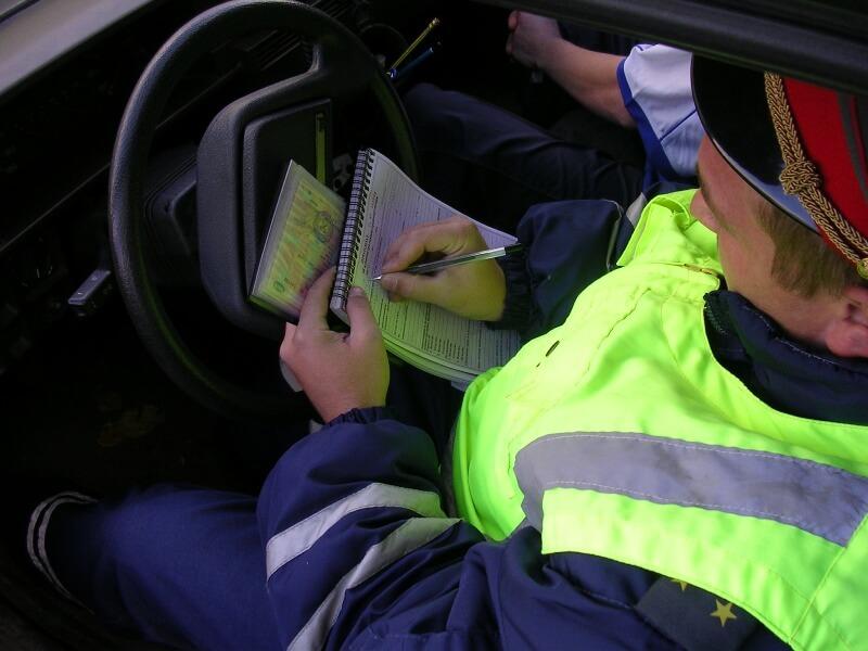 За месяц в Тверской области выявлено более 90 фактов нарушения ПДД лицами, подвергнутыми административному наказанию