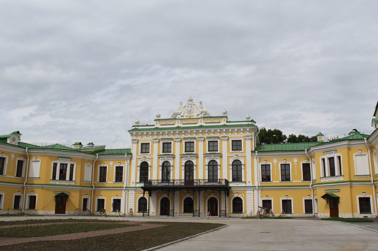В Тверском императорском дворце завершились реставрационные работы