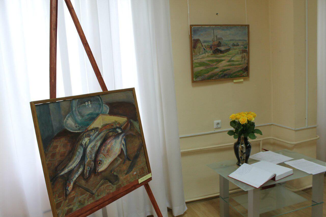 Афиша Тверской областной картинной галереи на август 2015 года