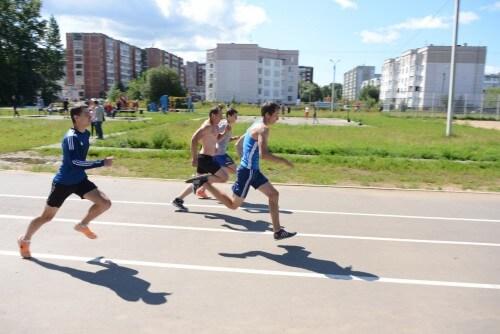 фото В Твери состоялся Чемпионат по дворовым видам спорта