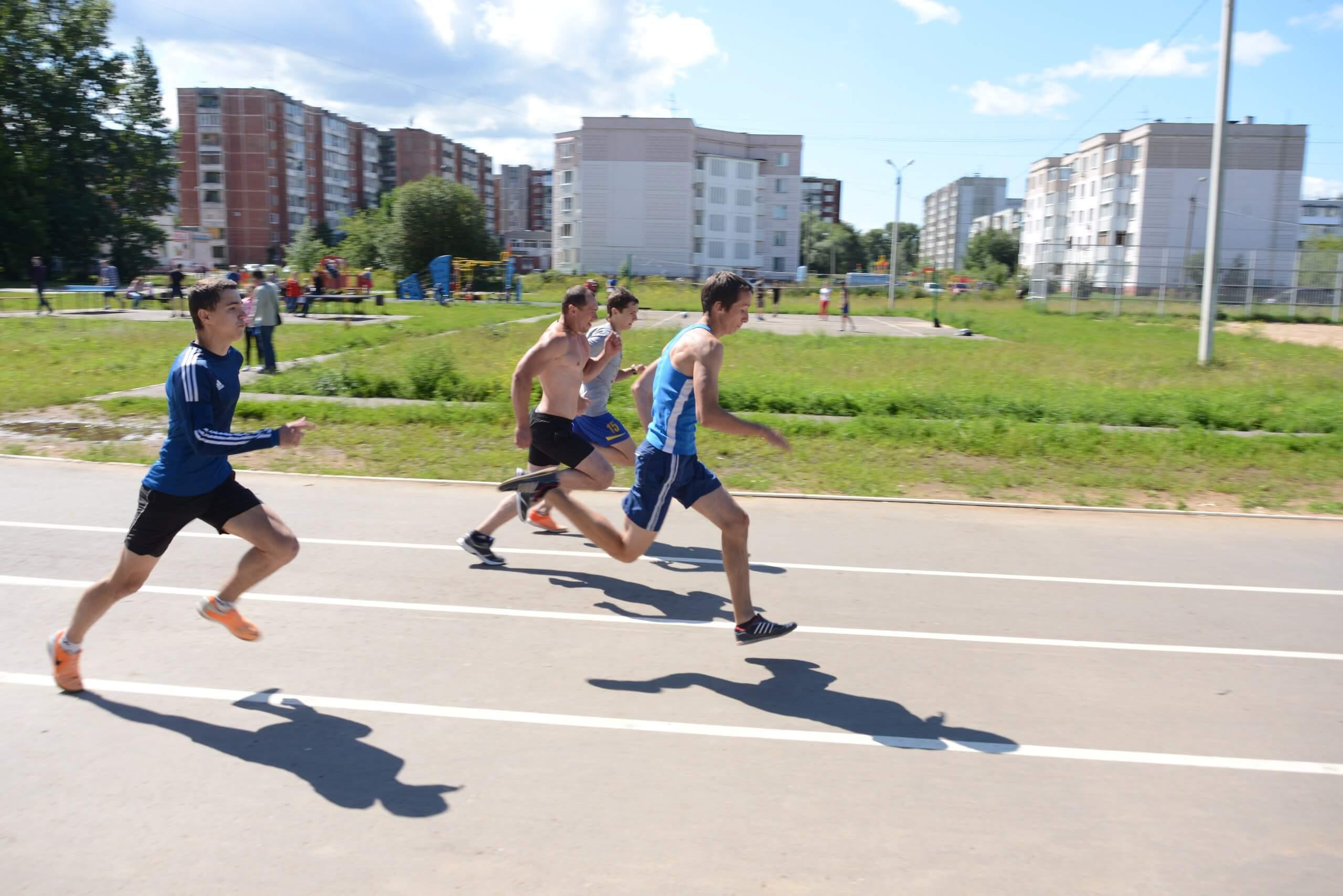 В Твери состоялся Чемпионат по дворовым видам спорта
