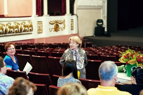 фото В Тверском театре драмы обсудили планы на предстоящий театральный сезон
