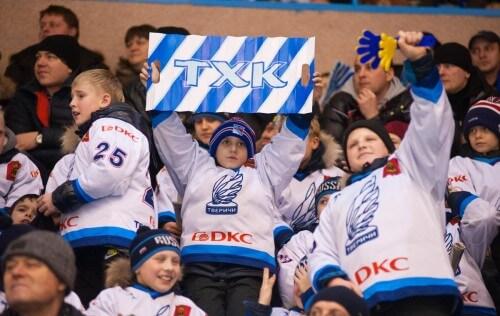 фото ТХК проведет мастер-классы для для юных хоккеистов тверской СДЮСШОР