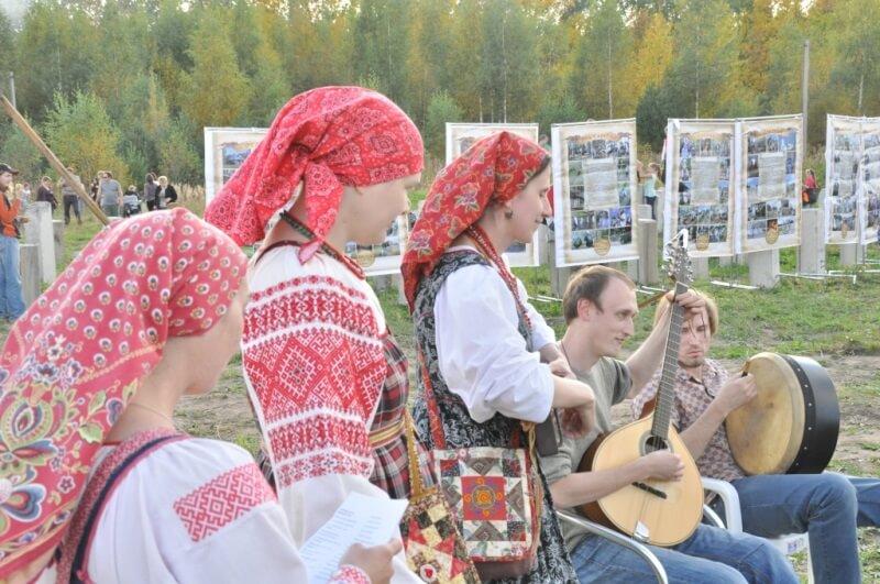 В Тверской области отметили Новолетие